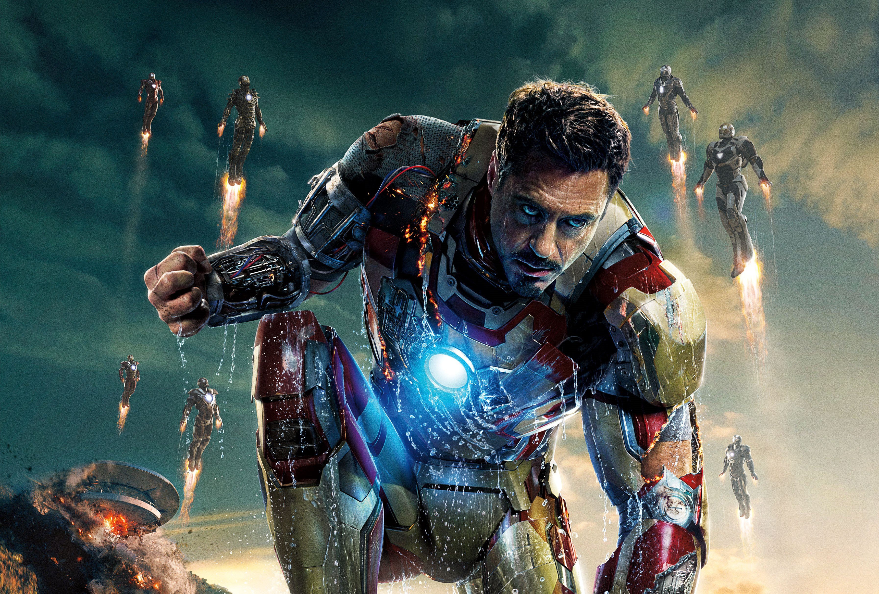 Iron man 3 amonymous film feature iron man 3 trailer 5 things weve learned voltagebd Gallery