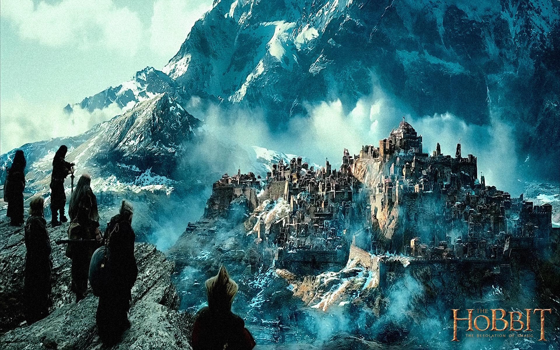 Film Trailer | The Hobbit: The Desolation of Smaug | AMONymous