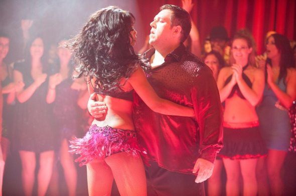 Nick Frost (Bruce Garrett) in Cuban Fury